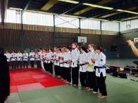 1. Kampftag Damen Verbandsliga 15.06