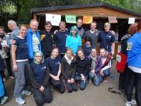 Bochum läuft Aktiv gegen Brustkrebs