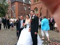 kirchliche Hochzeit von Jessy & Jens