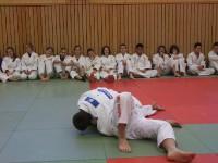 Schul-Kompaktveranstaltung Judo Bodenlage