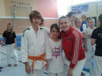 DJB Ippon Girls Lehrgang
