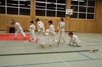 Gürtelprüfung Kirchschule 17.12.2015